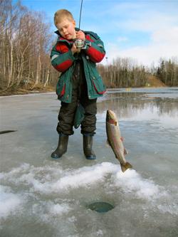 Alaska Fishing Guide Alaska Salmon Fishing Guide Alaska